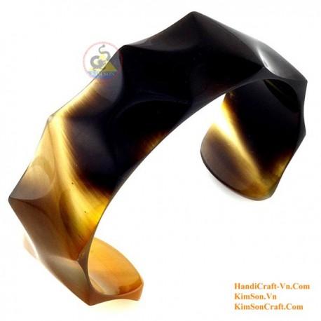 Природный рог браслет - Модель 0162