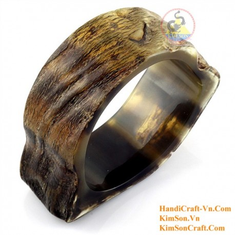 Natural horn bracelet - Model 0164