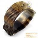 Природный рог браслет - Модель 0164