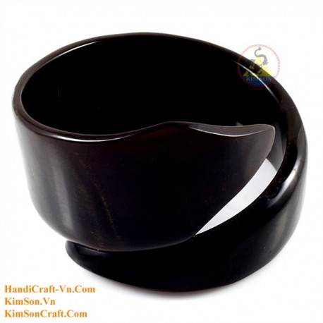 Natural horn bracelet - Model 0165