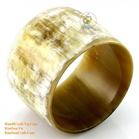 Natural horn bracelet - Model 0166
