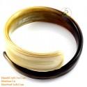 Природный рог браслет - Модель 0169