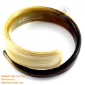 Natural horn bracelet - Model 0169