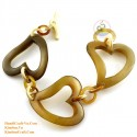 Natural horn bracelet - Model 0177