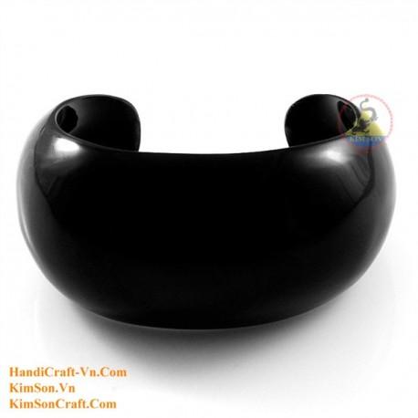 Природный рог браслет - Модель 0182