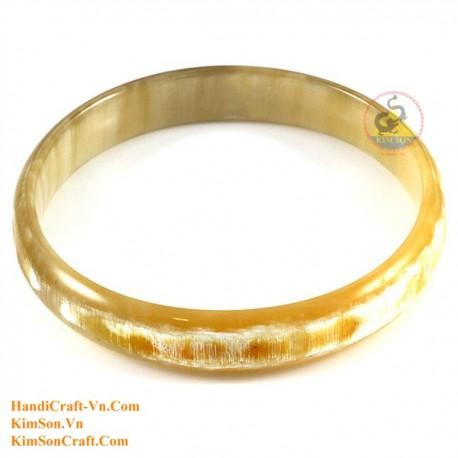 Natural horn bracelet - Model 0188