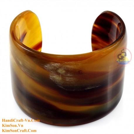 Природный рог браслет - Модель 0192