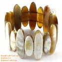 Natural horn bracelet - Model 0193