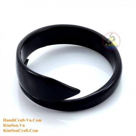 Natural horn bracelet - Model 0201