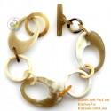 Natural horn bracelet - Model 0208