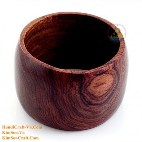 Натуральное дерево браслет - Модель 0232