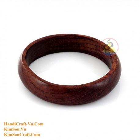 Natural wood bracelet - Model 0233