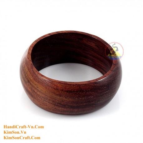 Натуральное дерево браслет - Модель 0234