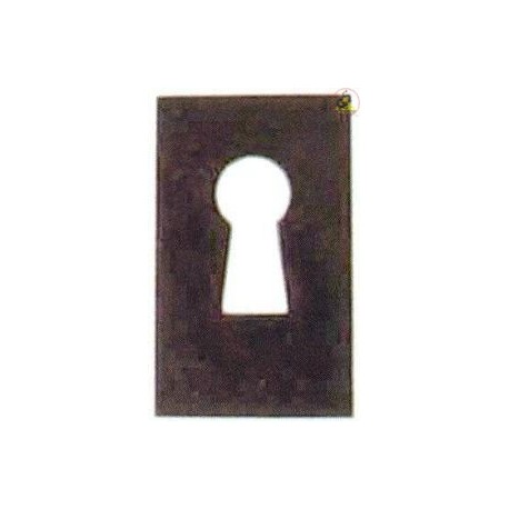 Escutcheon From Black Horn