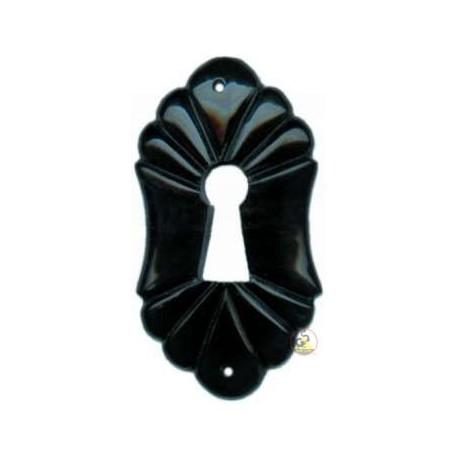 黒いホーンから盾