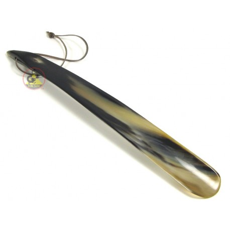 Flat Shoehorn With Hook End
