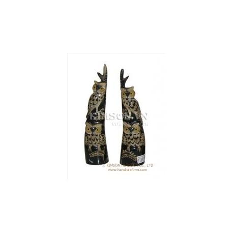 Escutcheon From Black Horn