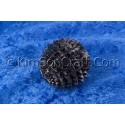 Massage tools - Horn ball from water buffalo black horn
