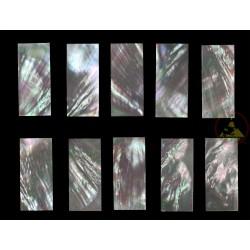 3А - Подлинная Белый перламутр плит