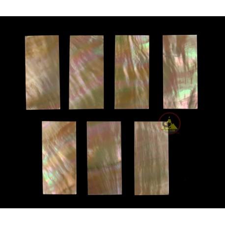 3А - Подлинная Золотой перламутр плит